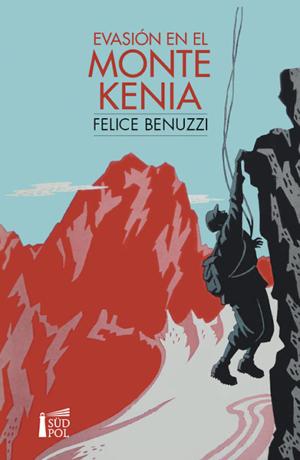 Evasión en el Monte Kenia - cover