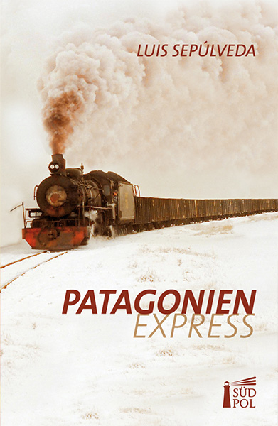 Patagonien Express - Cover