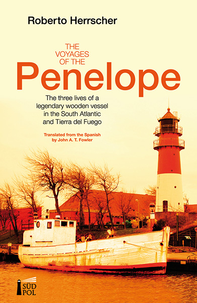 The Voyages of the Penelope - Cover