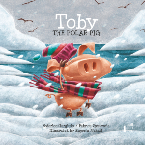 Toby the Polar Pig - cover