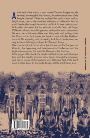 Uttermost Part of the Earth - back cover