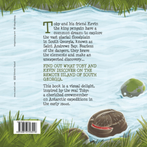 Toby and the Kingdom of the Golden Fur Seal Back Cover